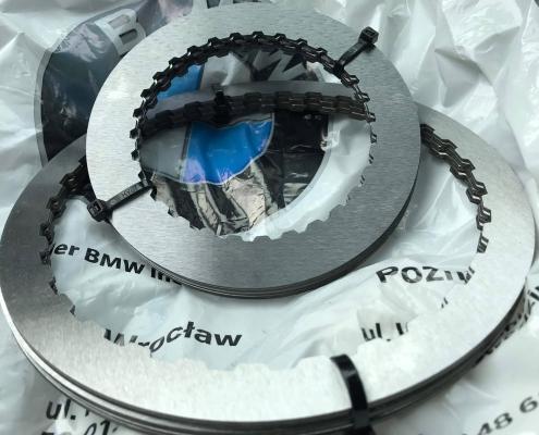 Wzmocnione sprzęgło dedykowane do skrzyń DKG dla BMW M2, 3, 4, 5, 6