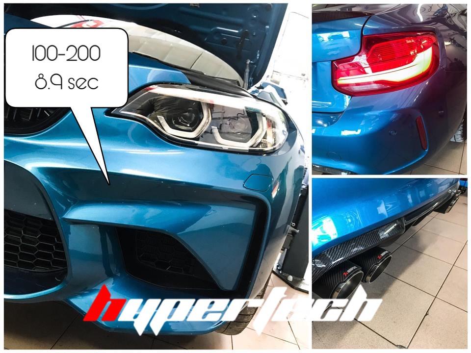Chip Tuning BMW M2 – Modyfikacje samochodu