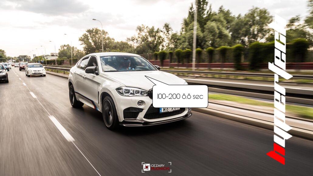 Chip Tuning BMW X6M – Modyfikacje samochodu
