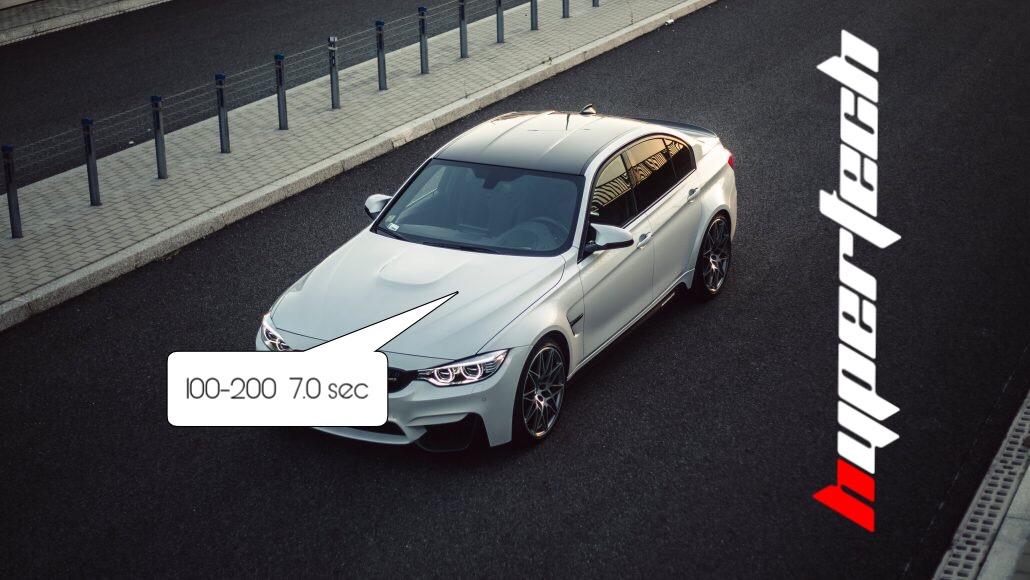 Chip Tuning BMW M3 – Modyfikacje samochodu