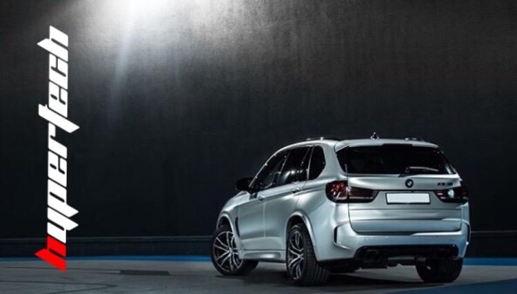 Chip Tuning BMW X5M – Modyfikacje samochodu
