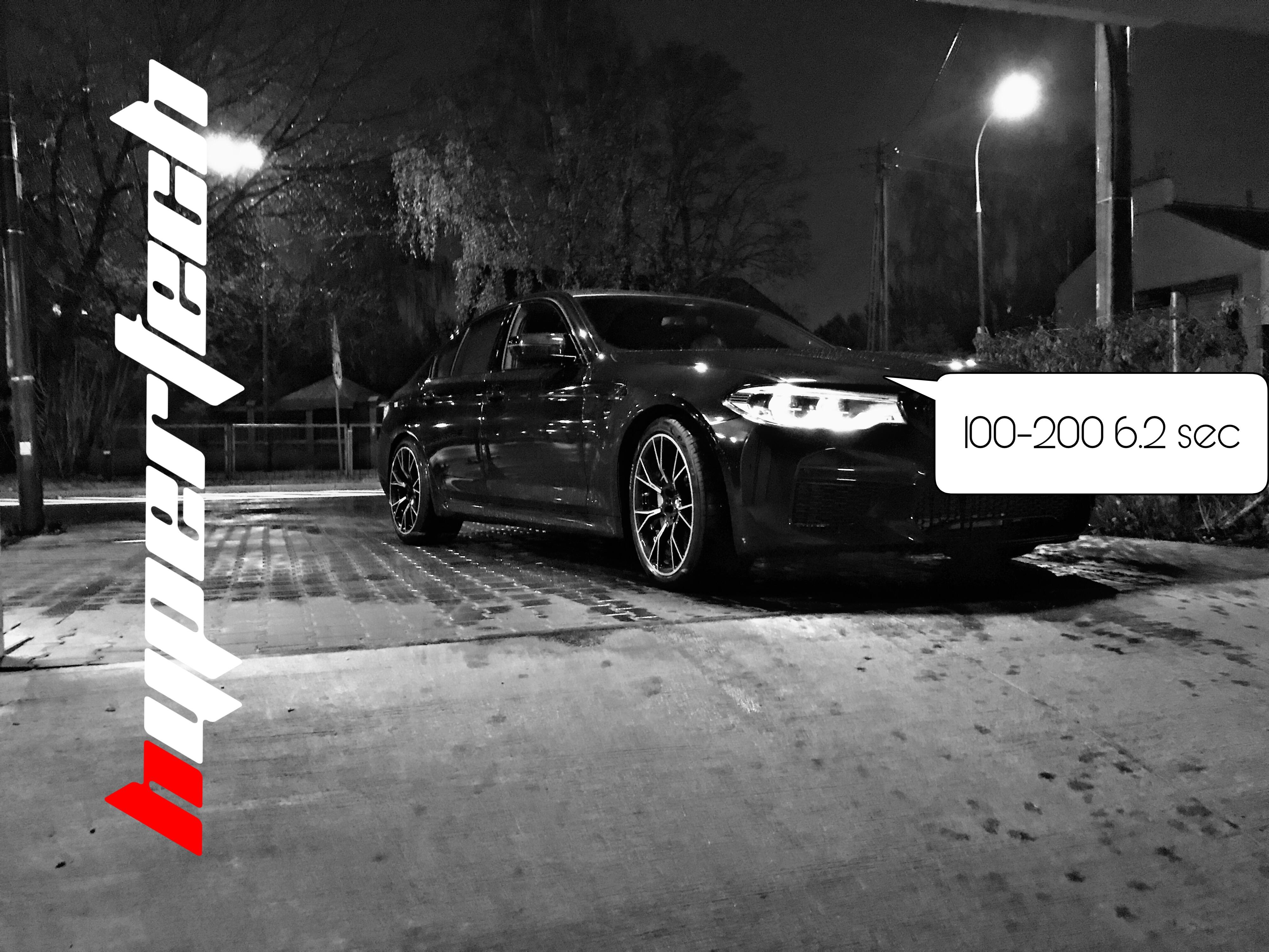 Chip Tuning BMW M5 – Modyfikacje samochodu