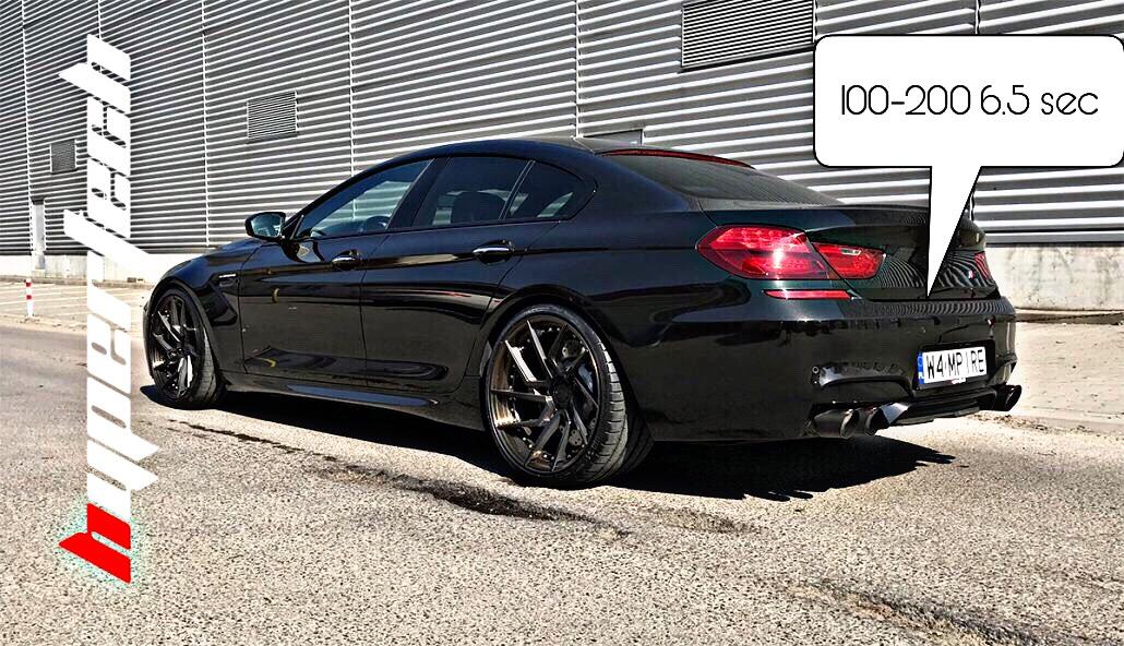 Chip Tuning BMW M6 – Modyfikacje samochodu