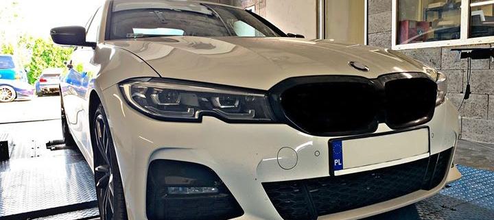 Chip tuning BMW – dlaczego fabrycznie auta tego nie mają