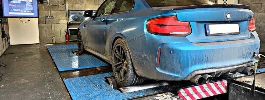 Chip Tuning BMW M2