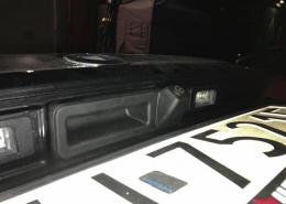 Doposażenie BMW G30 520d o kamerę cofania_4