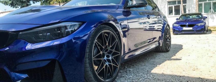 Kodowanie BMW F80 M3