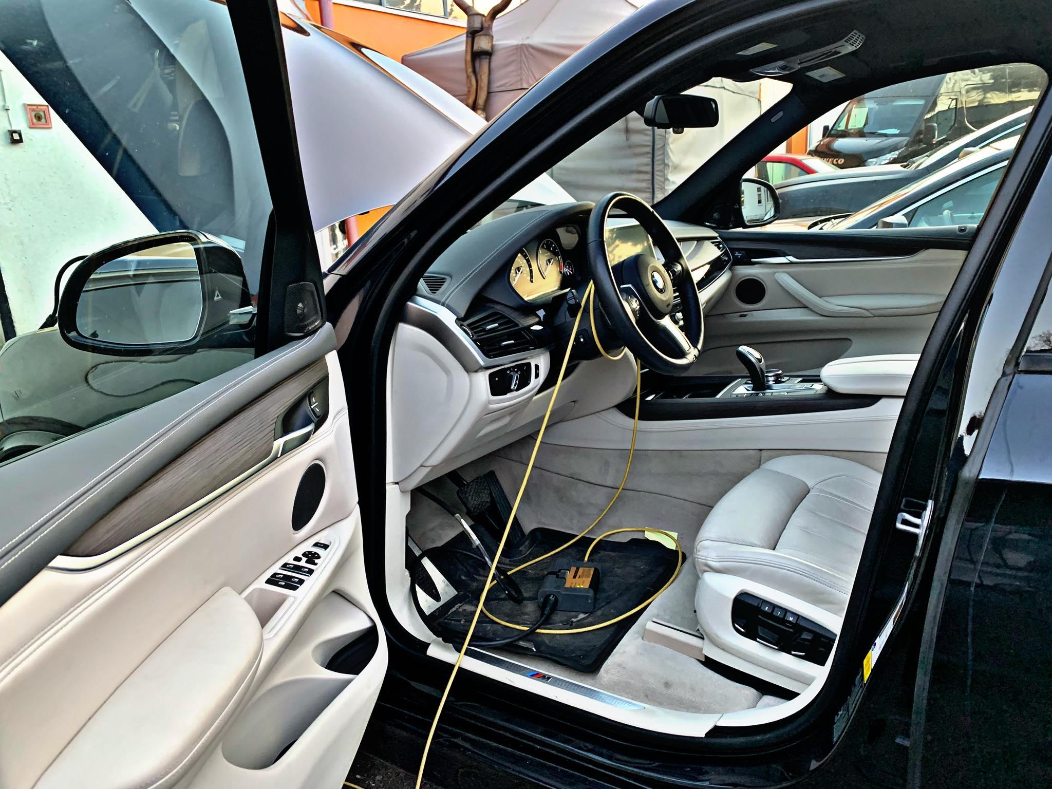 Kodowanie BMW X5 F15