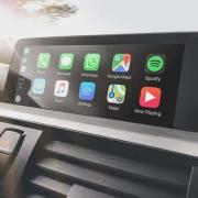 Retrofit BMW - Apple CarPlay w BMW 2016 lub starszym