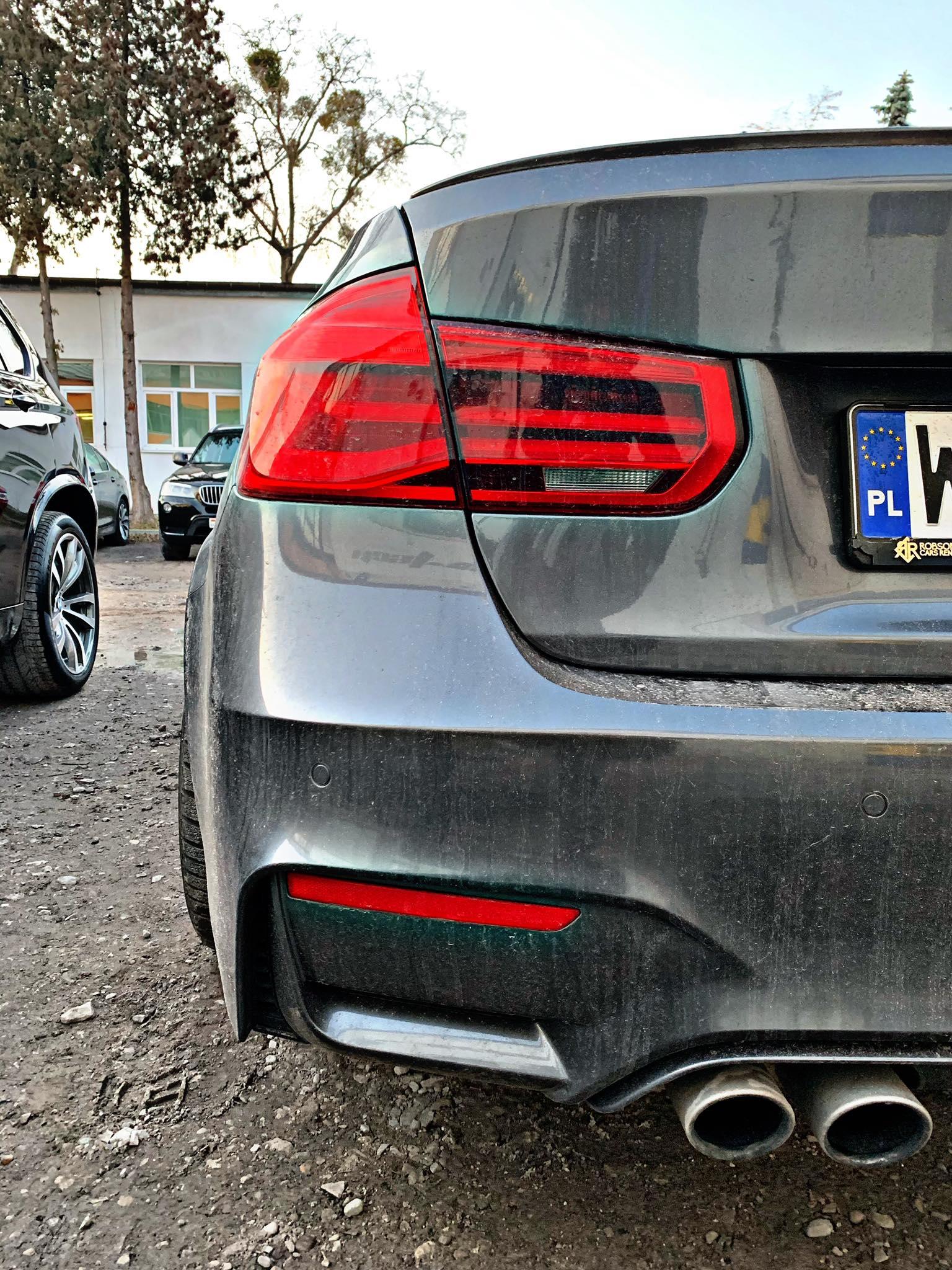Retrofit BMW M3 F80