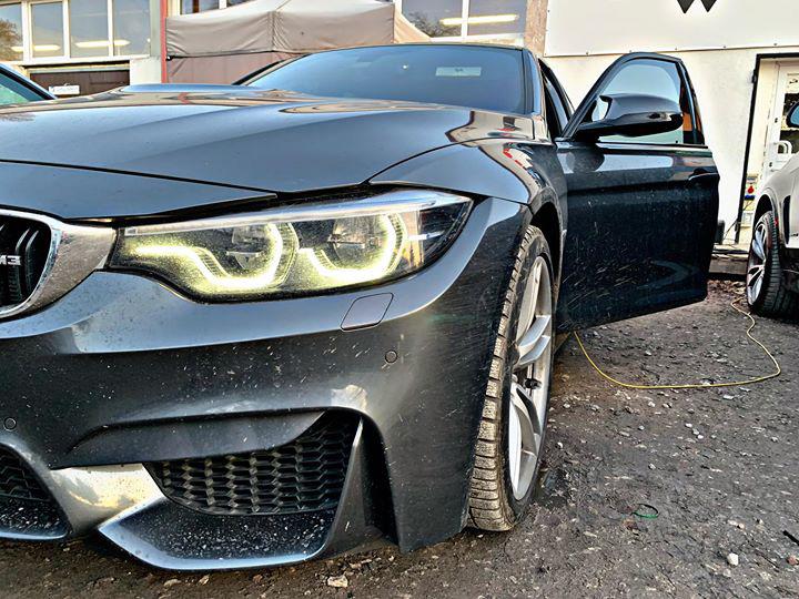 Retrofit BMW