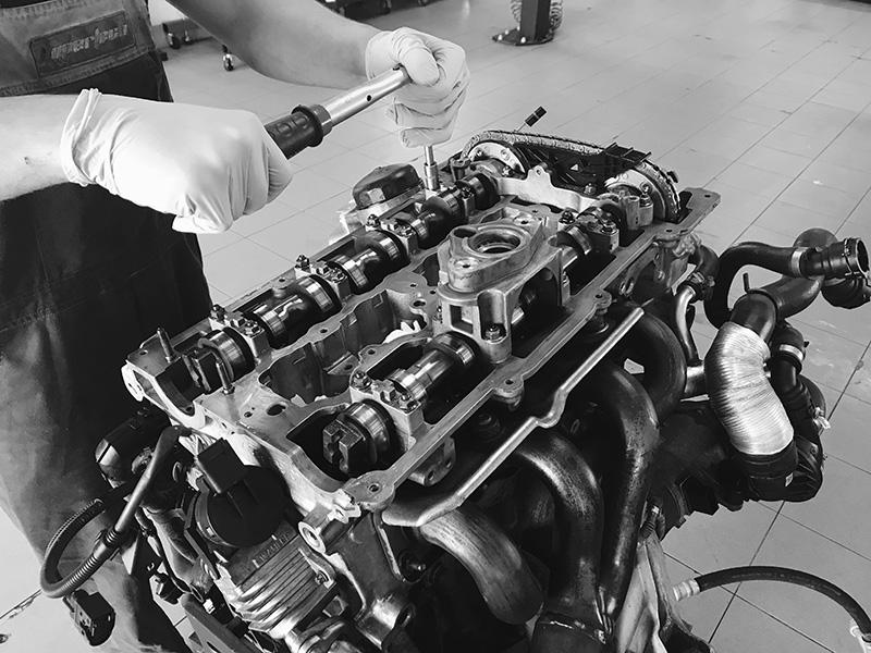 Niezależny Serwis BMW Hypertech vs ASO BMW