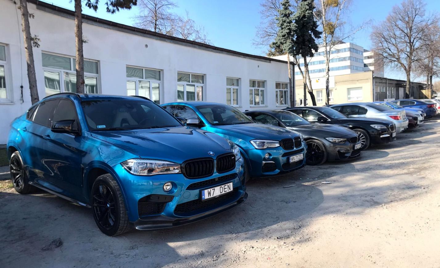 Serwis BMW Warszawa - Hypertech