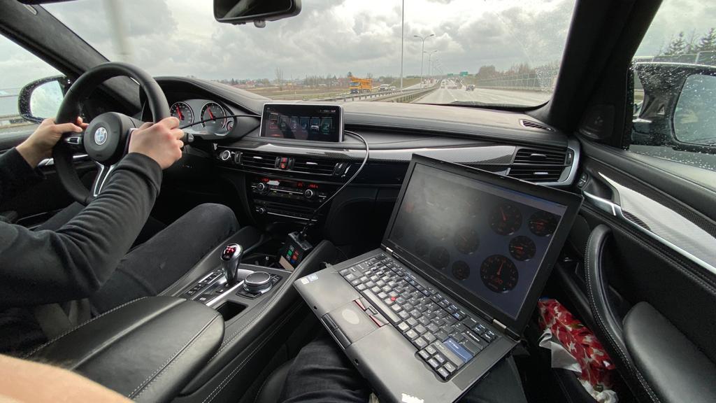 Chip Tuning BMW - Odczyt danych sterownika silnika oraz pojazdu