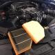Serwis BMW - Wymiana silnika na gwarancji a filtr powietrza w BMW M5