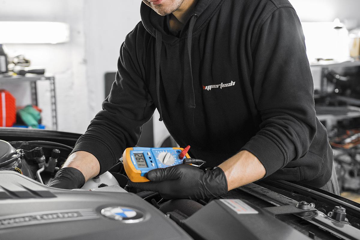 Serwis BMW Elektryka i modyfikacje