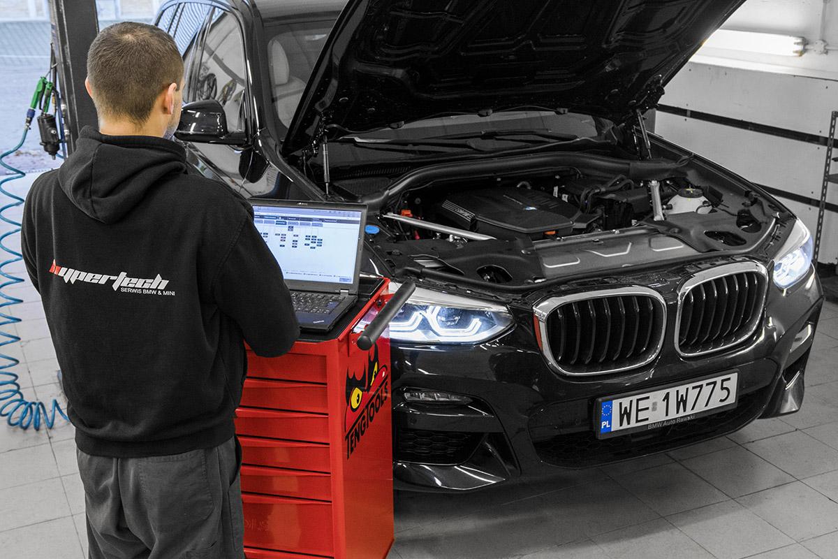 DIAGNOSTYKA-BMW