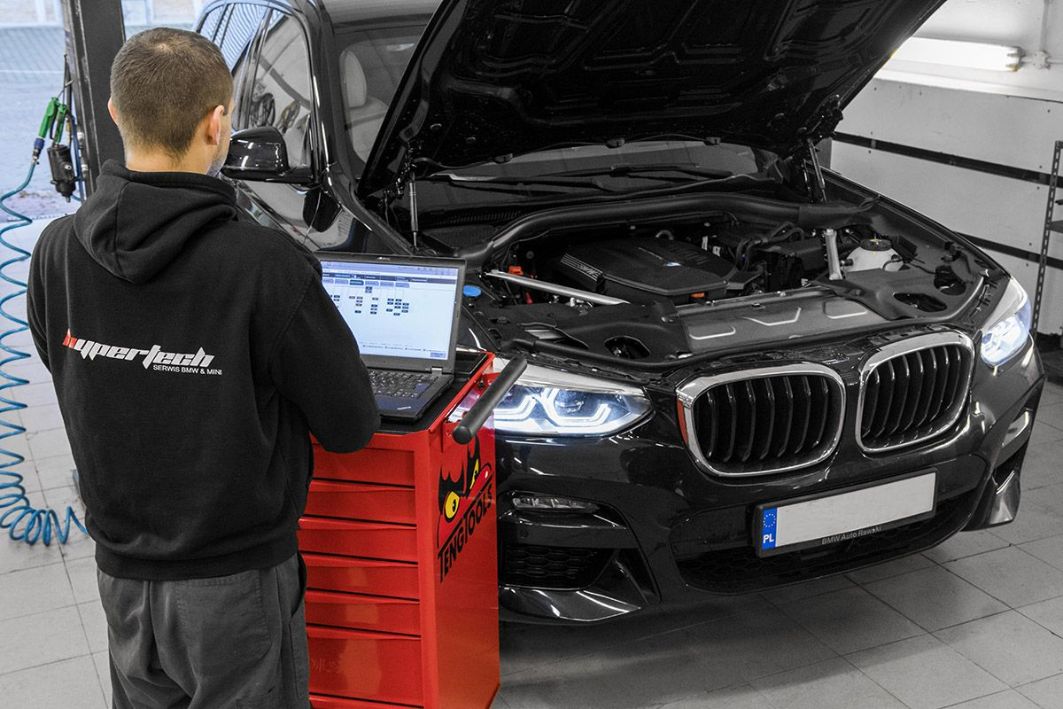 DIAGNOSTYKA BMW