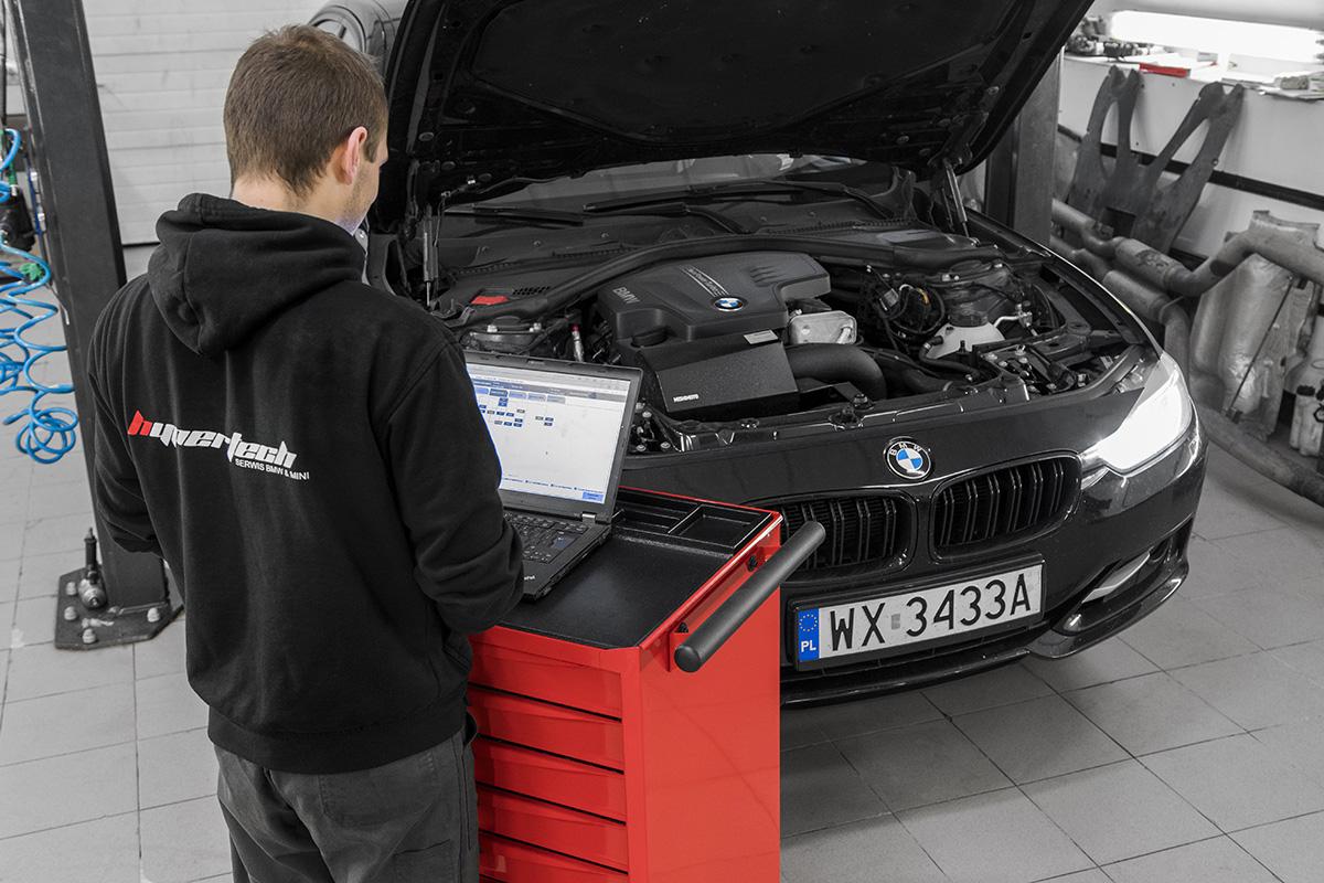 Serwis BMW-Przeglad Okresowy