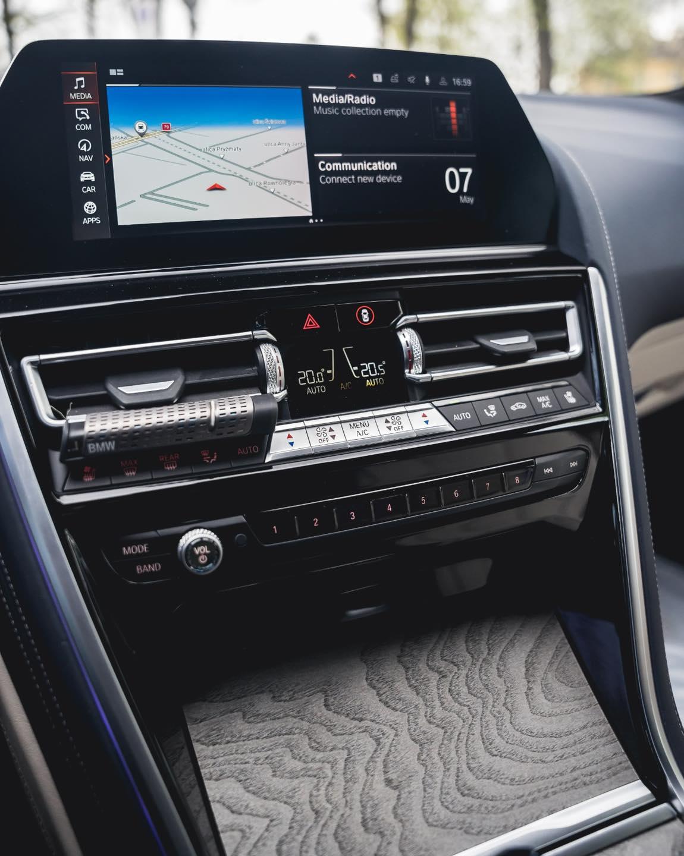 Kodowanie i doposażenie BMW G15 M850ix_07